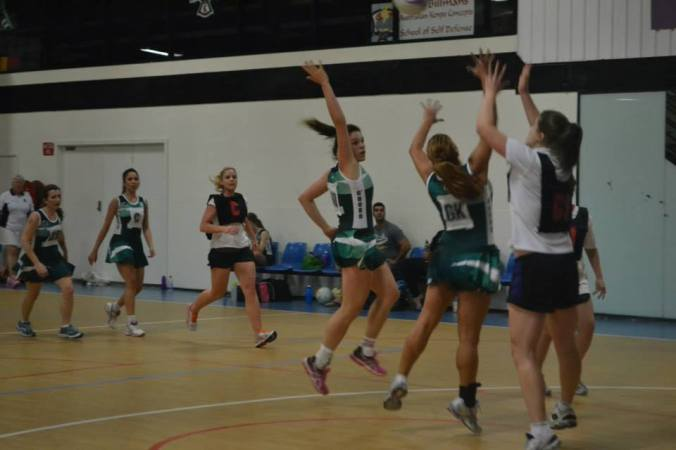 GNC team 4 round 1 Tania in defence