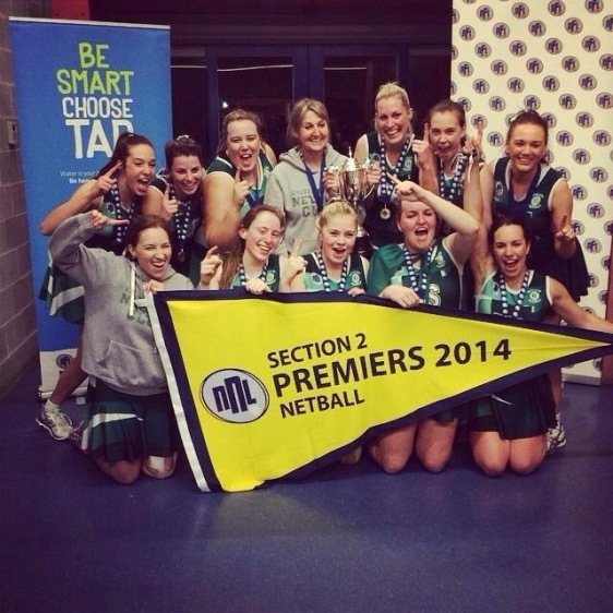 2014 NNL Section Two Premiers GNC