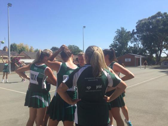 Kyabram Practice match team 2 March 2015